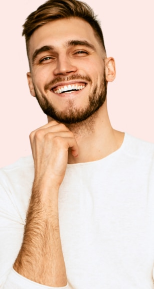 guy with great smile